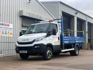 Tipper Hire in London Tailored To Your Projects