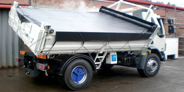 Tipper Hire in the United Kingdom from ND Brown