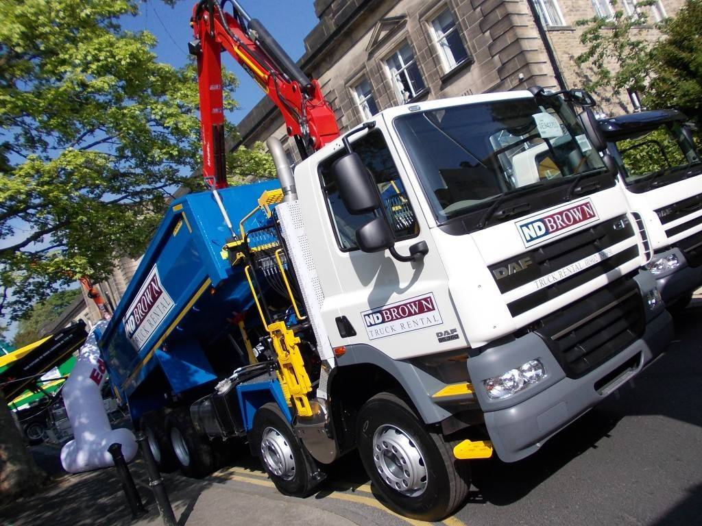tipper hire specialists